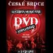 České srdce - Unpugged - DVD + 2xCD